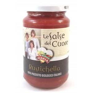 Salsa di Pomodoro Bio Rustichella 340 g.