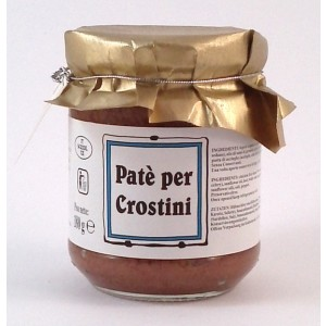 Patè per Crostini 180 g.