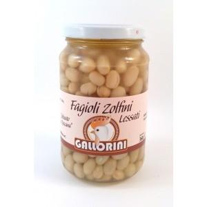 Fagioli Zolfini Lessati